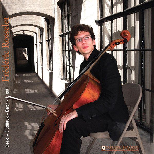 Federic Rosselet Cellist