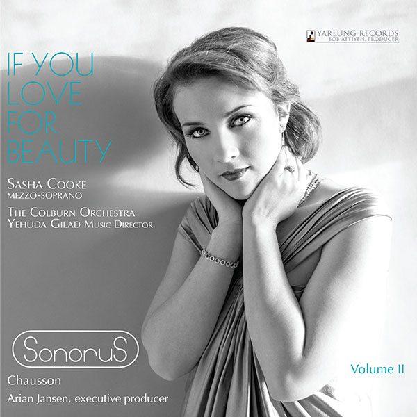 Sasha Cooke | Soprano | Sonorus