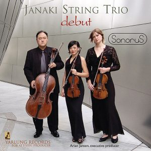 Janake String Trio | Debut | Sonorus