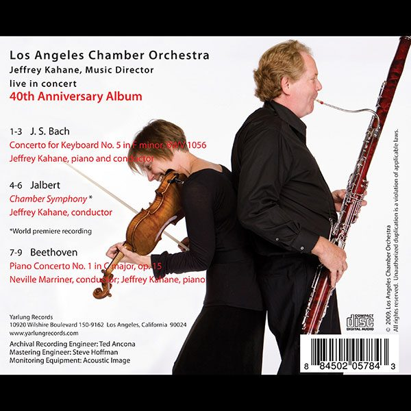 LACO Los Angeles Chamber Orchestra