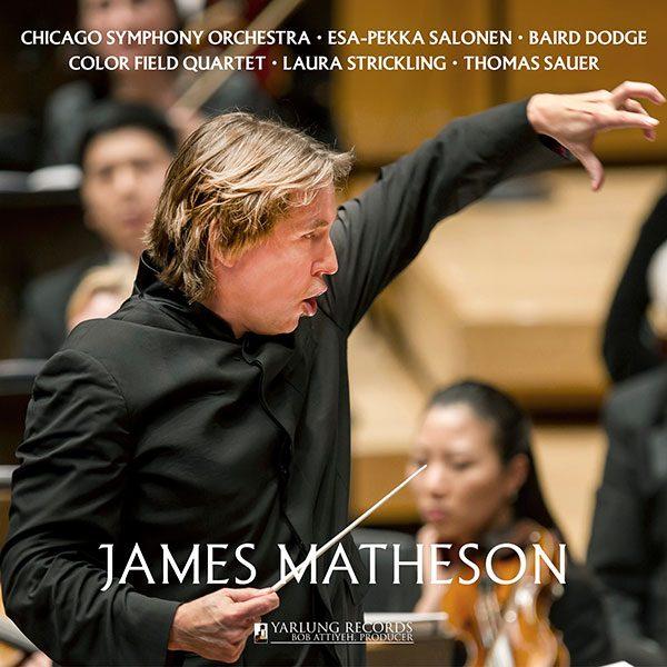 James Matheson | Esa-Pekka Salonen