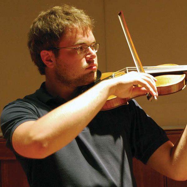 Petteri Iivonen   Violin