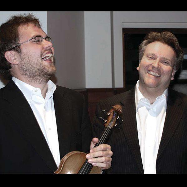 Petteri Iivonen   Violin, Kevin Fitz-Gerald, piano