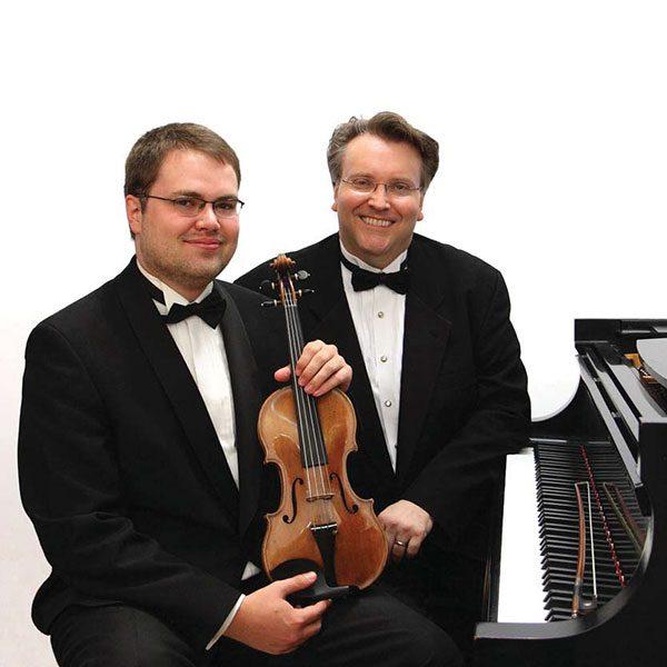 Petteri Iivonen | Violin. Kevin Fitz-Gerald, piano