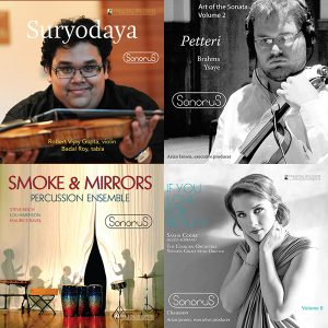 Yarlung Records SonoruS Quartet Two