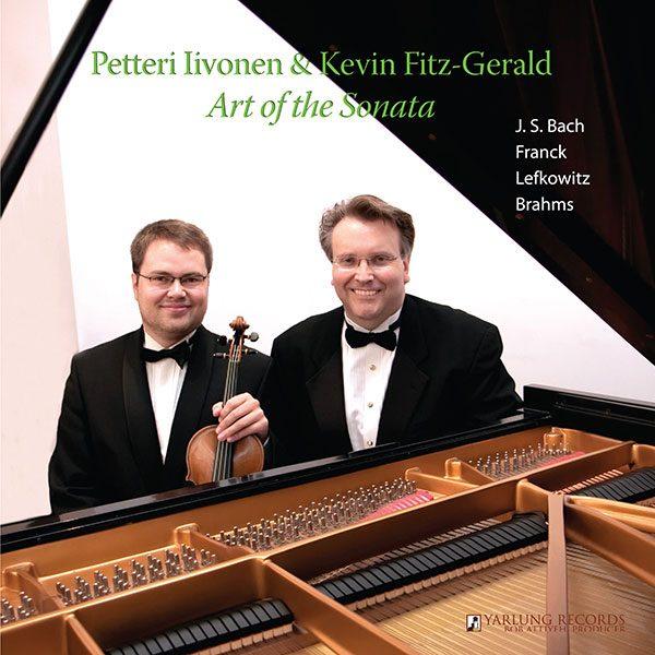 Petteri Iivonen & Kevin Fitz-Gerald Art of the Sonata